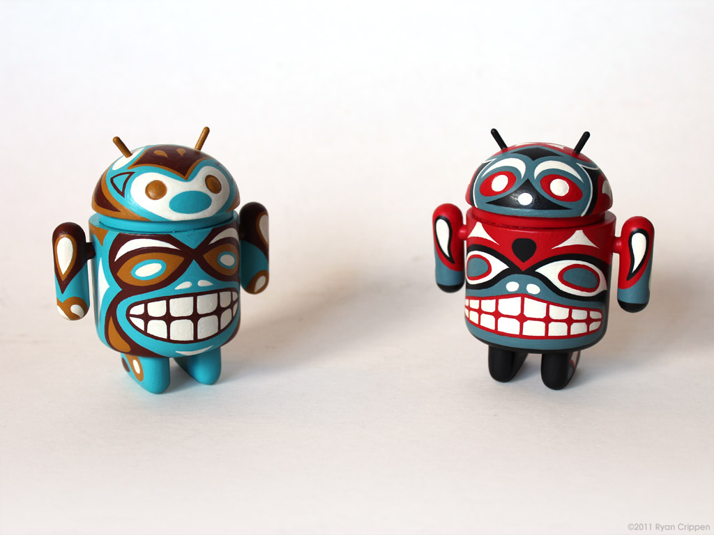 Totem Androids