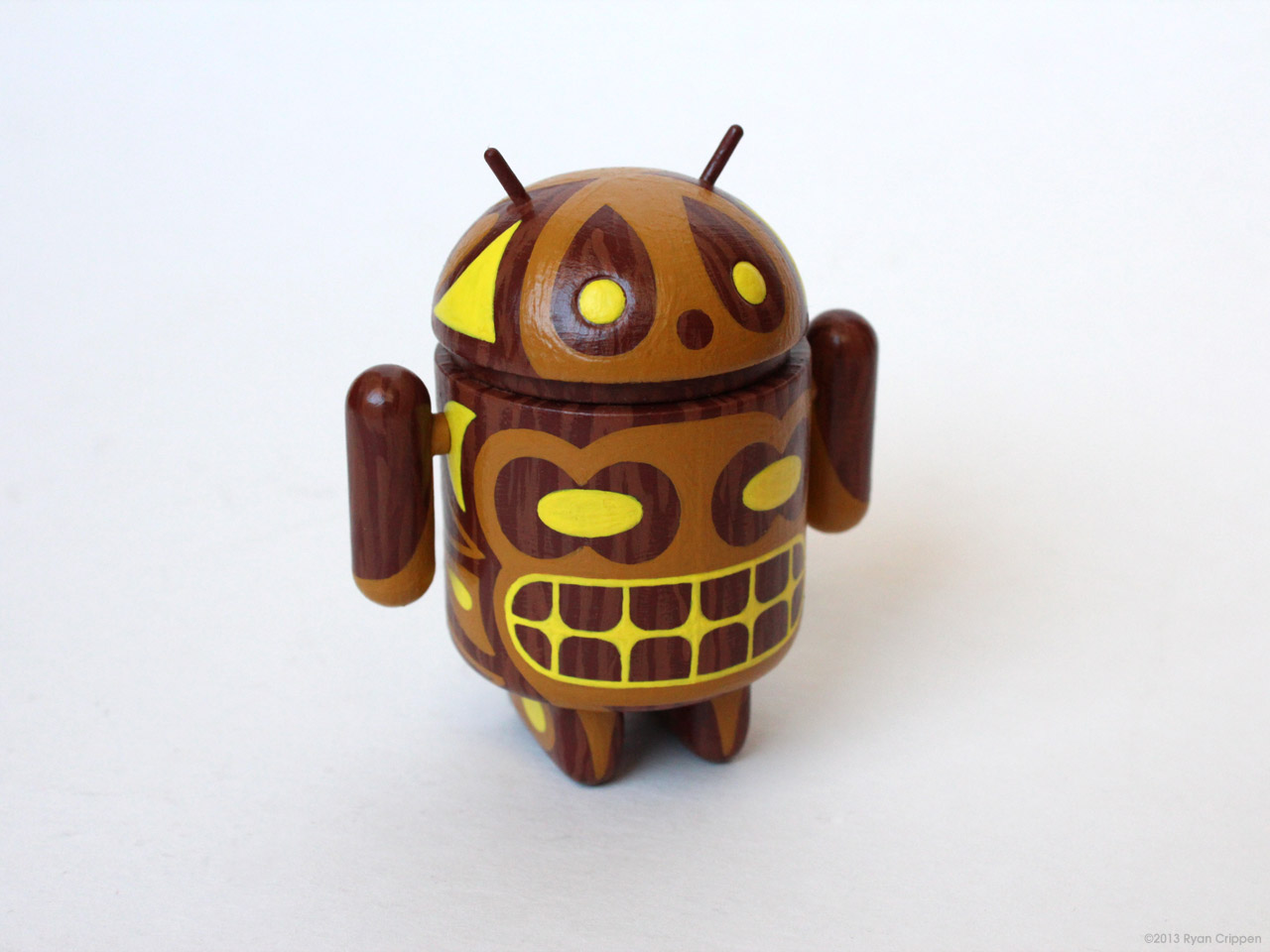 Wood Totem Android