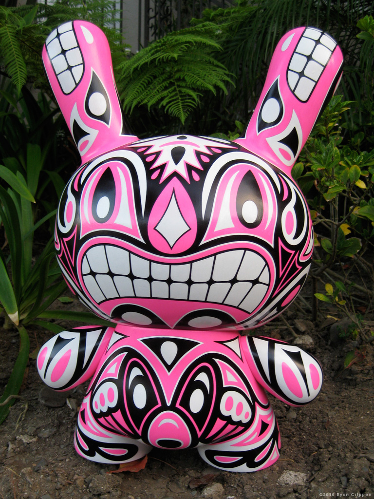 Reactor-88 Totem Dunny Commission (20-inch)