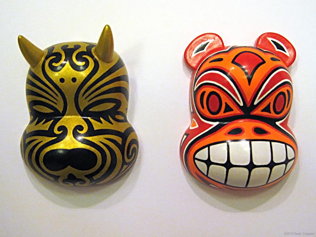 Totem & Maori Omi
