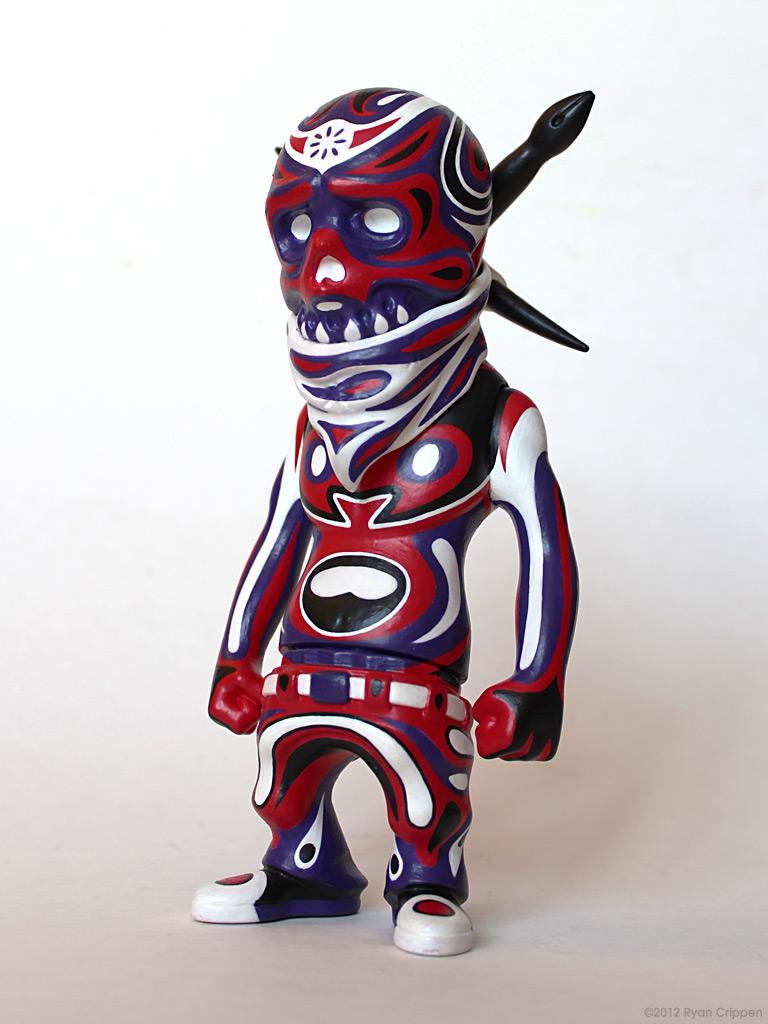 Totem Kabuki Rebel Ink