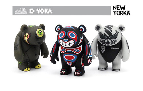 New Yorka Yokas - New York Comic Con