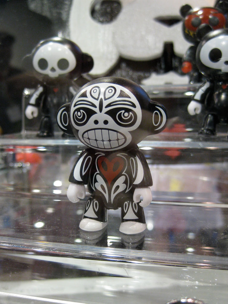 Skelanimals Qee Artist Series Collection Photo SDCC - Reactor-88