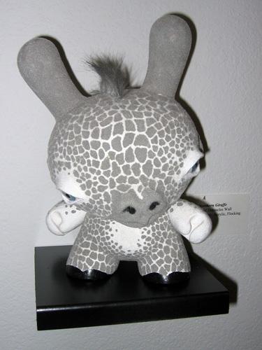 Giraffe Dunny
