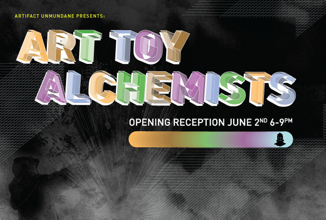 Art Toy Alchemists