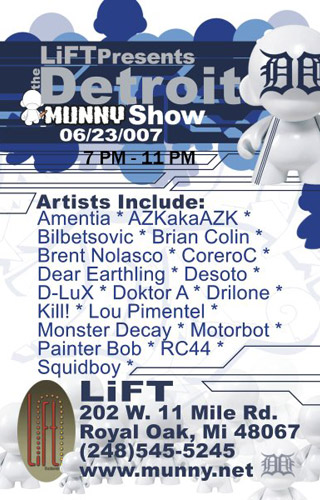 Munny Show